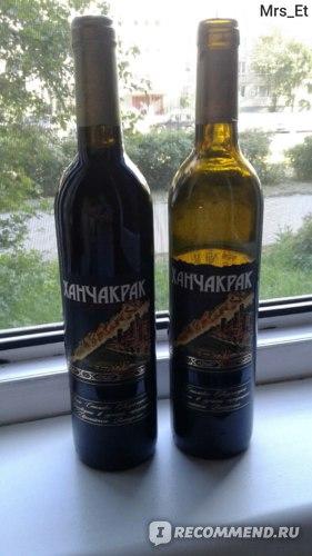 Вино Vinnikoff Ханчакрак фото
