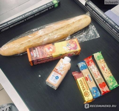 Постный багет, постные чипсы, овсяное молоко, козинаки из кунжута, арахиса и подсолнечника, халва