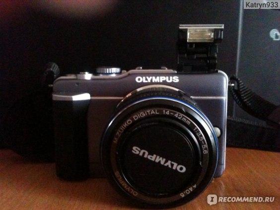 Olympus Pen E-PL1 Kit фото