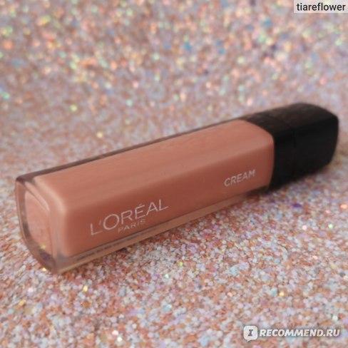 Блеск для губ L'Oreal Paris Infaillible Mega Gloss фото