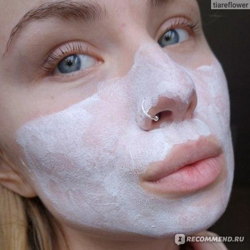 Очищающая себорегулирующая маска для лица La Roche Posay Effaclar Unclogging Purifying Sebo-Controlling Mask Anti-Shine  фото