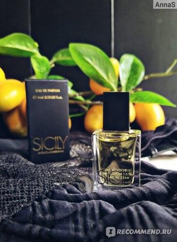 Dolce & Gabbana  SICILY фото