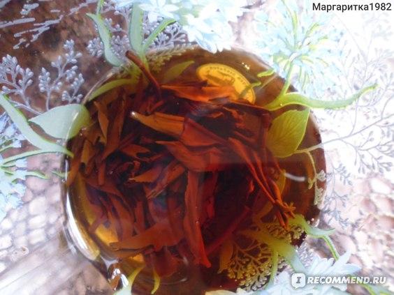 Чай Китай (Yunnan Sheng) Дянь Хун фото