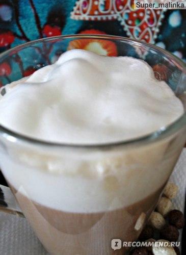 Как сделать молочную пену в капучинаторе