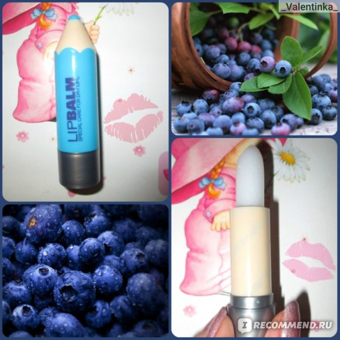 Бальзам для губ Buyincoins Lip Balm Special Care Super Lovely Colour Pen Gift For Kids фото
