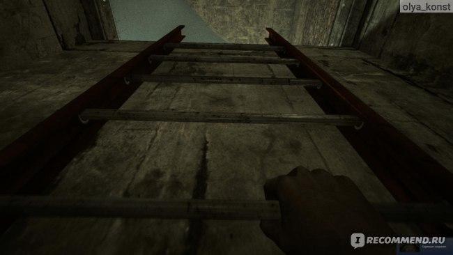 Карабкаемся по лестнице