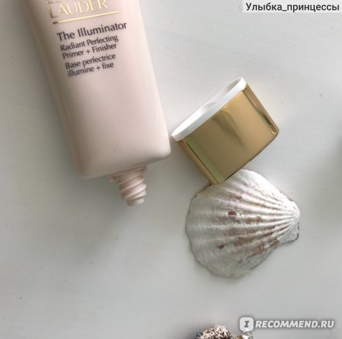 База под макияж Estee Lauder Illuminating Perfecting Primer  фото