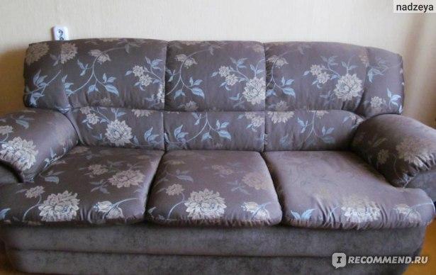 Диван-кровать Новаро трехместный Пинскдрев фото