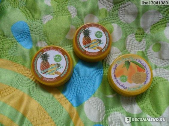 Зубная паста Thai Siam spa Mango extract herbal toothpaste фото