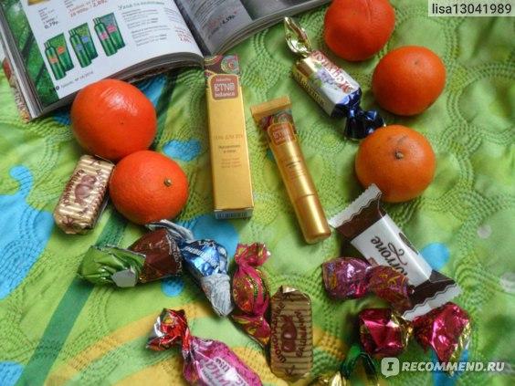 """Гель для век Faberlic ETNO botaniсa """"Увлажнение и тонус"""" 30+ фото"""