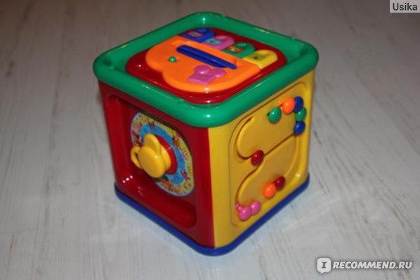 Simba toys Развивающий кубик фото