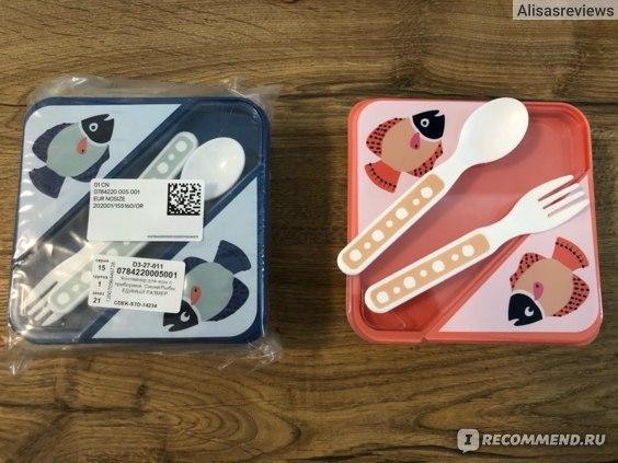 Контейнер для еды H&M Детский Арт. №0784220004 фото