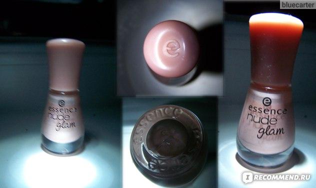 Лак для ногтей Essence Nude Glam фото