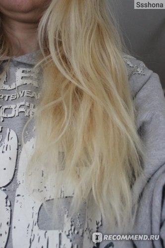 Спрей для волос Gliss kur Несмываемый спрей-уход Бьюти-Молочко Блеск фото