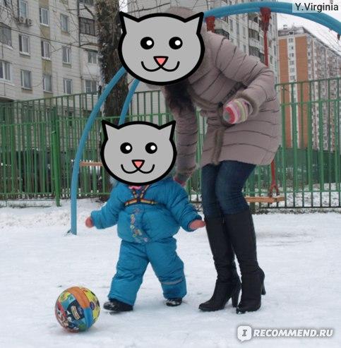 Поводок для ребёнка Мир детства  фото