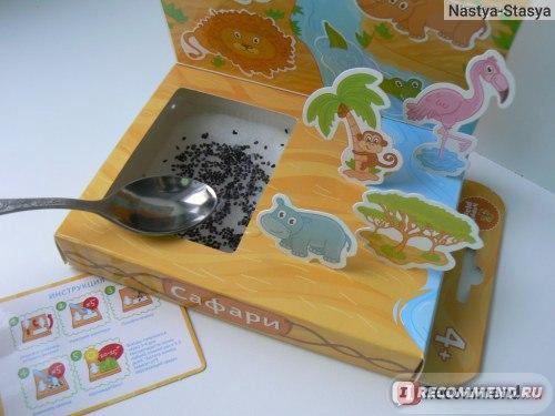 Детский развивающий набор для выращивания Бумбарам  фото