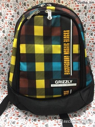 Рюкзак школьный Grizzly RU-707-5/3 фото