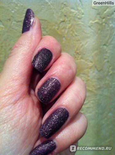 На ногтях оттенок № 45 (посредине на предыдущем фото)