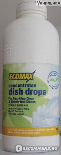 Жидкость для мытья посуды  Ecomax от eCosway фото