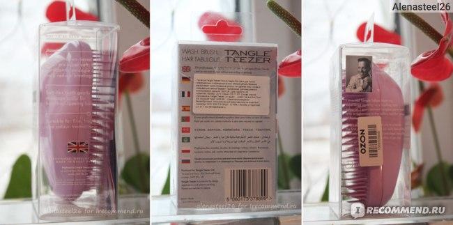 Щетка для волос TANGLE TEEZER Fine & Fragile