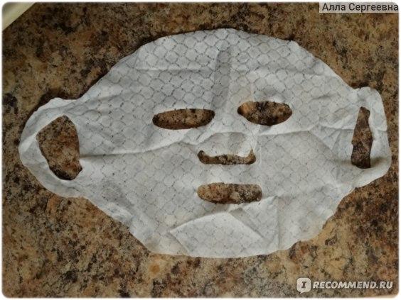 Тканевая маска для лица Ароматика Дикая Роза  фото