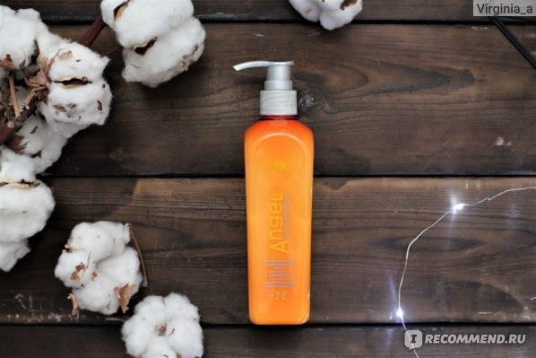 Angel Professional / Шампунь для сухих и нейтральных волос Marine Depth SPA Shampoo