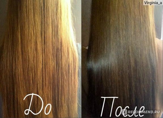 Придать волосам темный оттенок в домашних условиях 99
