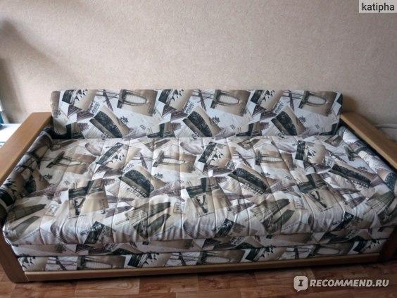 Сняли подушки