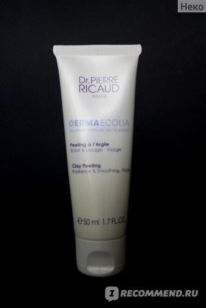 Пилинг для лица Dr.Pierre Ricaud Derma Ecolia Clay Peeling фото