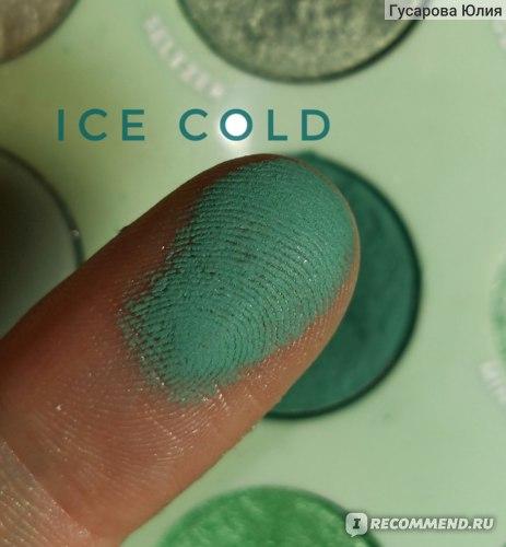 Палетка теней ColourPop Mint to Be Eyeshadow Palette фото