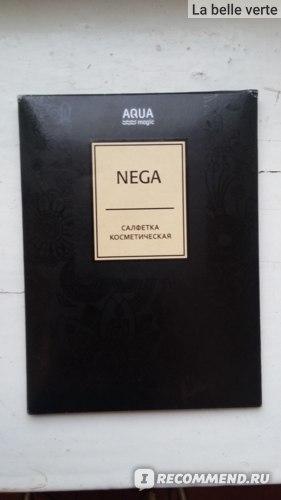 GreenWay Салфетка косметическая NEGA фото
