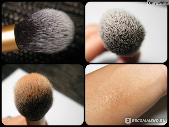 Кисти для макияжа Real Techniques by Samantha Chapman Your Base/Flawless, Core Collection, 4 Brushes + Case фото