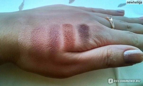 Тени для век IsaDora eye shadow palette фото
