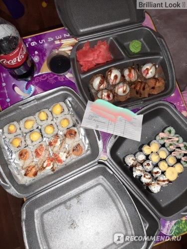 Ролик  Доставка суши, роллы, пиццы, Тольятти фото