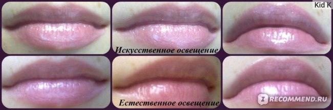 """Блеск для губ Avon """"Азбука флирта"""" color trend фото"""