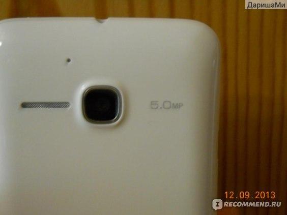 Мобильный телефон Alcatel Оne touch M'pop 5020 фото