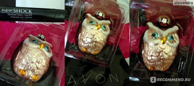 "Тушь для ресниц Avon ""СуперШок"" (Supershock Mascara) фото"