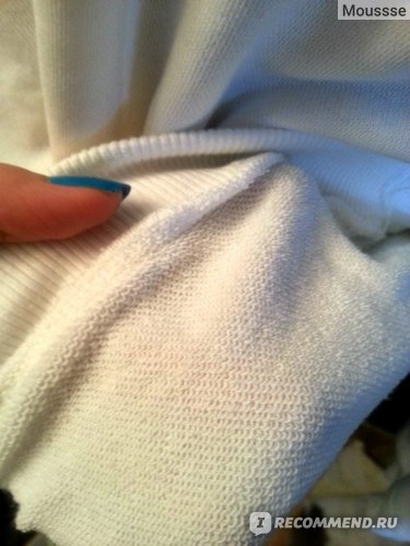 Толстовка Sheinside.com White Long Sleeve Owl Print Hollow Sweatshirt фото