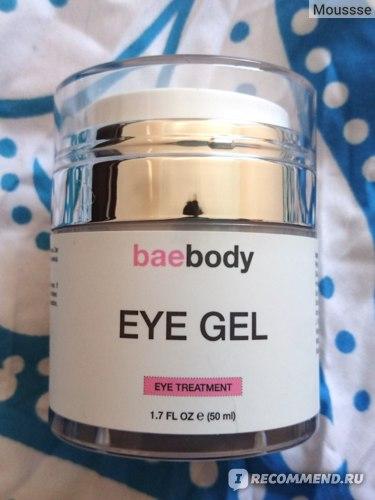 Гель для кожи вокруг глаз Baebody Eye Gel for Dark Circles, Puffiness, Wrinkles and Bags фото