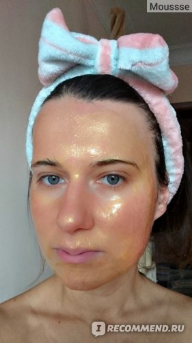 Маска-пленка для кожи лица Nox Bellcow Cosmetics Golden Peel Off Mask Face Spa фото