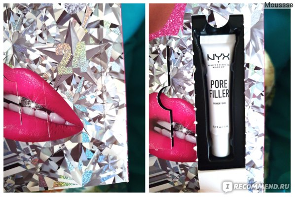Адвент-календарь NYX Professional Makeup Advent06 Diamond & Ice, Please! 24 Day Holiday Countdown фото