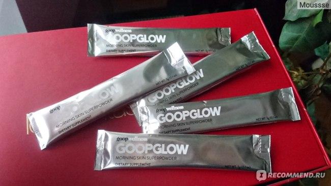 Диетическая добавка Goop Wellness Goopglow фото