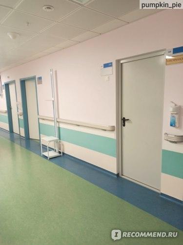 энц госпитализация