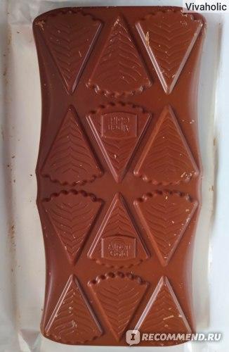 Молочный шоколад Alpen Gold Десерт «Безе Павлова» с клубникой с начинкой безе, 150гр фото