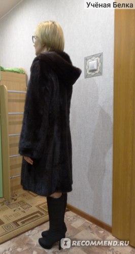 """Сайт www.used-fur.ru - комиссионный магазин шуб """"Солнце-шуба"""" фото"""