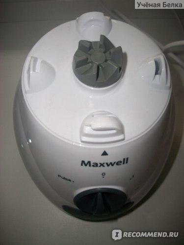Блендер MAXWELL  MW 1153 w фото