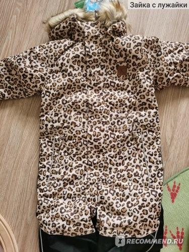 Зимний комбинезон Kuling Chamonix Leopard  фото