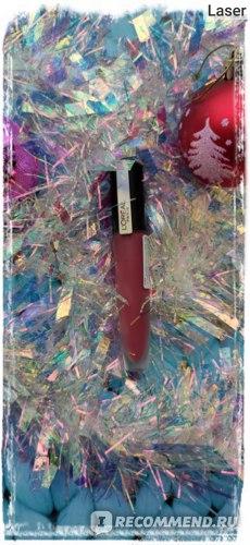 Жидкая губная помада-тинт для губ L`Oreal Paris Rouge Signature Parisian Sunset, оттенок 121 I choose