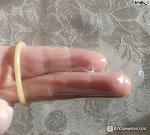 Презервативы Torex Сладкая любовь со вкусом клубники фото
