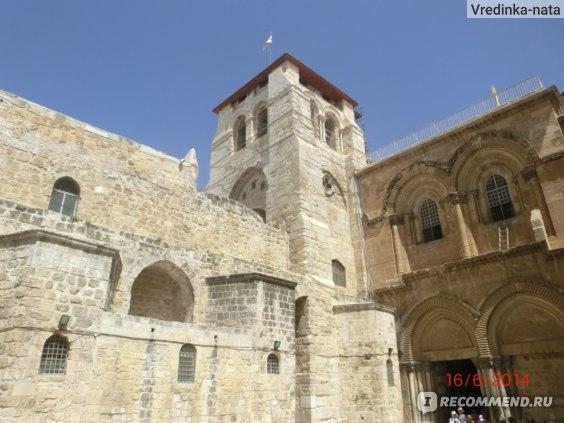 Израиль, Иерусалим, Храм Гроба Господня фото